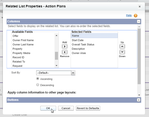 How to Configure Action Plans \u2013 Propertybase Help Center