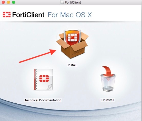 How to Install  Launch the Fortinet VPN Client (Mac) \u2013 Queens