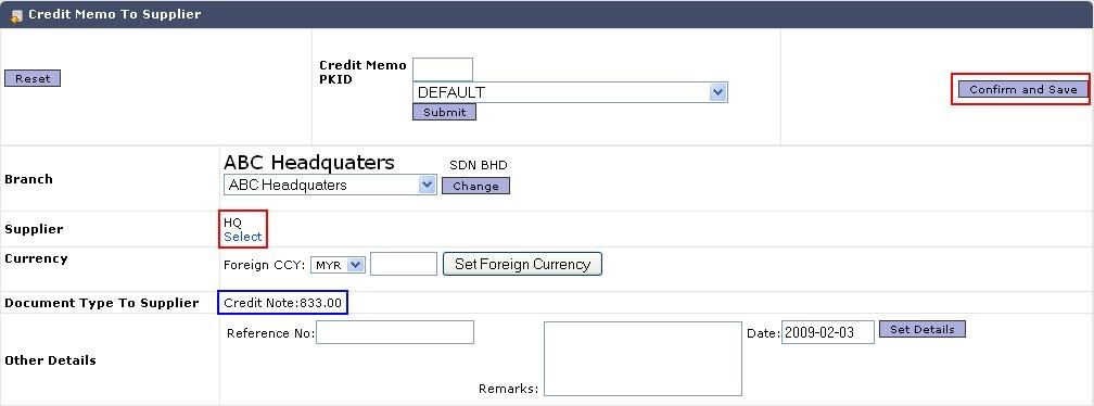 Create Supplier Credit Memo MIGRATED - HELPWAVELETBIZ