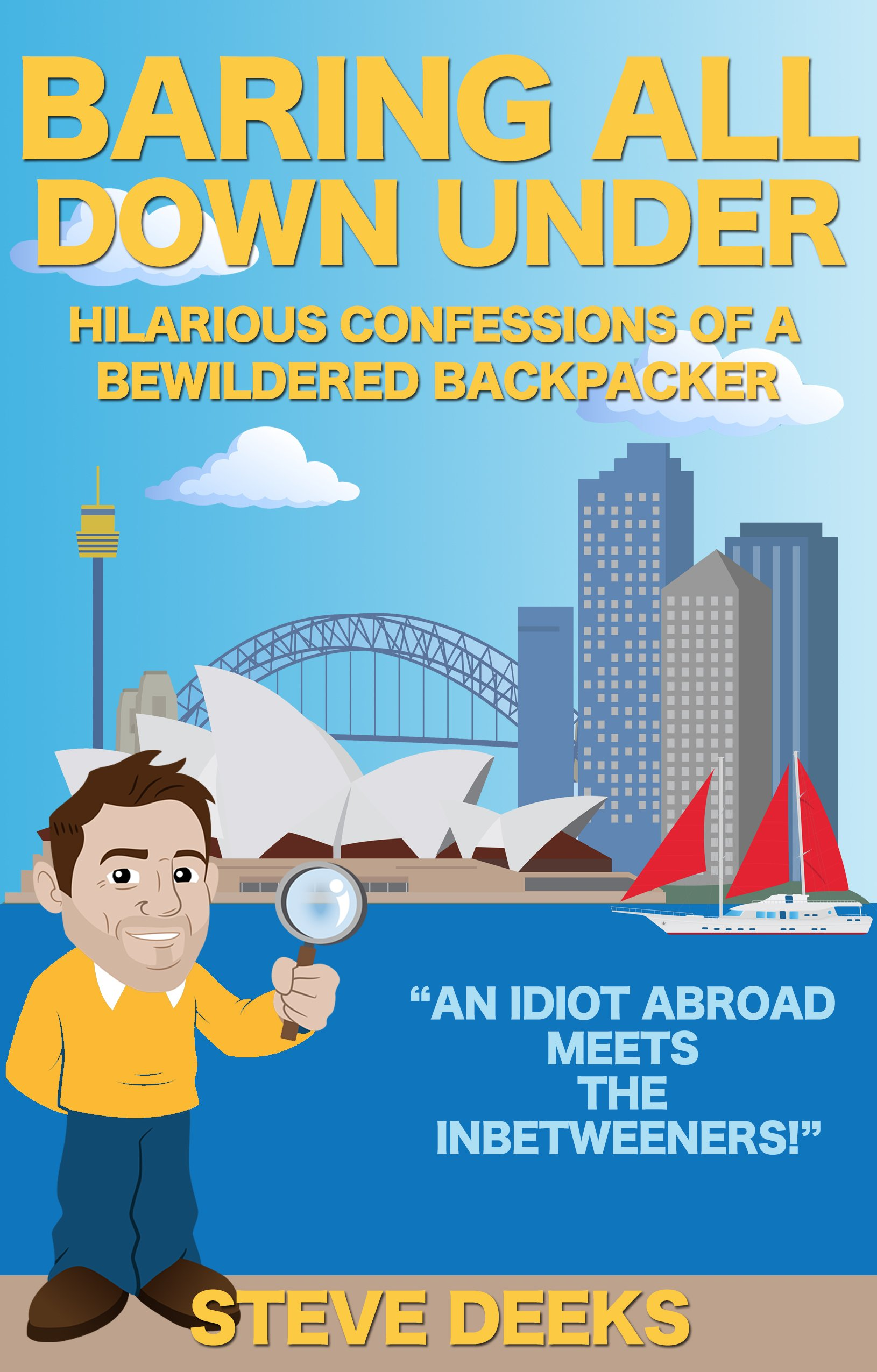 Adventures of a bewildered backpacker in australia