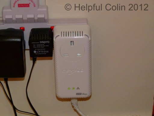 Devolo 500Mbps Powerline Adapter