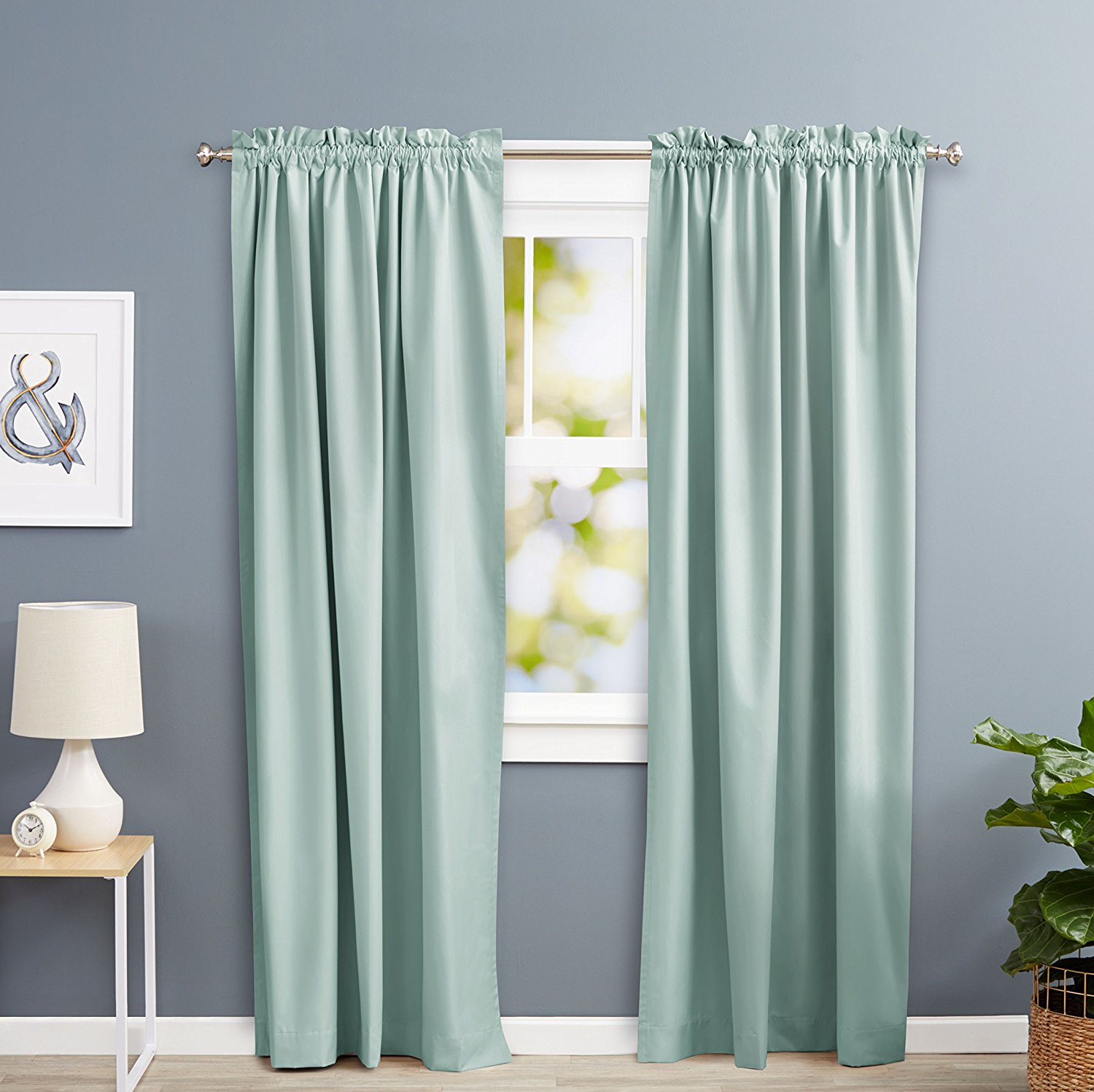 Teal Blackout Curtains The Best Blackout Curtains Top Blackout Curtains