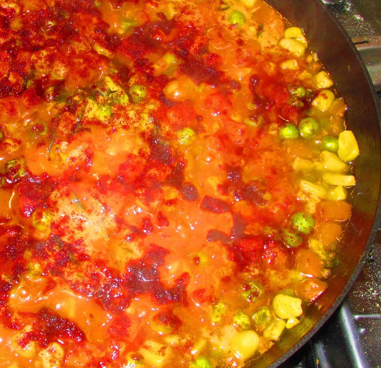 easy frozen vegetables for dinner