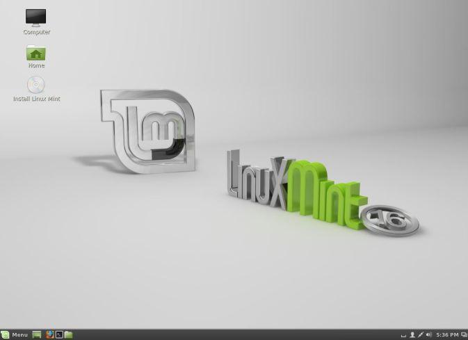 linuxmintLiveCD