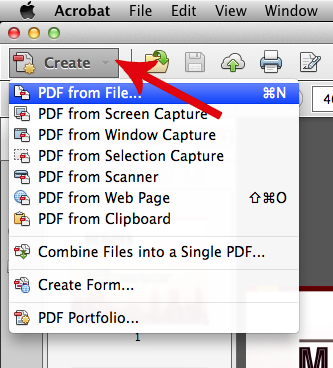 Create PDFs with Acrobat - Convert File To Pdf