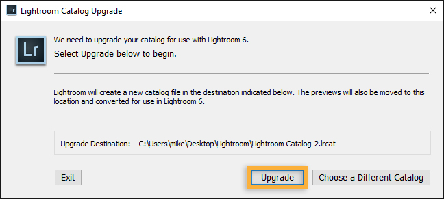 How to create and manage catalogs in Photoshop Lightroom Classic CC
