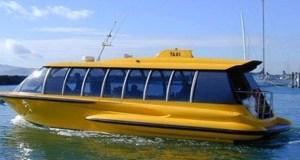 «وزارة النقل»: بدء التشغيل التجربي للتاكسى النهرى من حلوان إلى القناطر