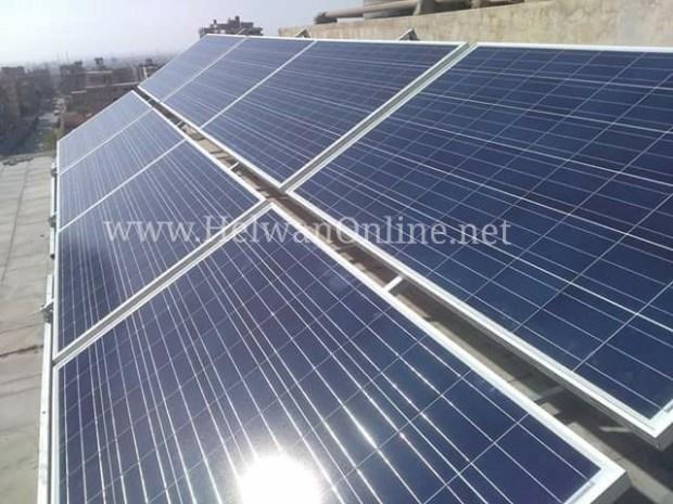 الطاقة الشمسية