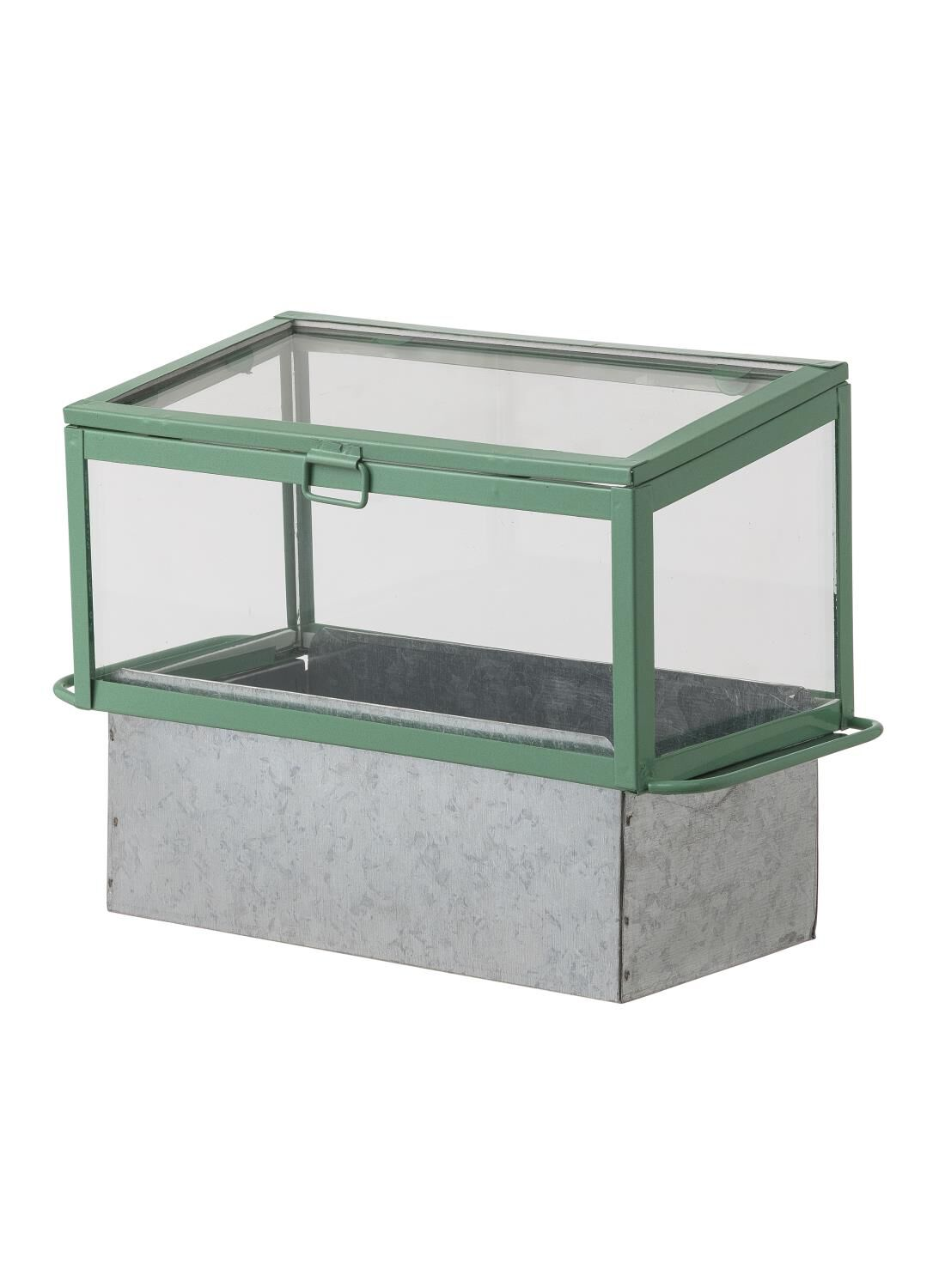 Handson Kweekkas Serre Small Indoor Greenhouse 25 X 12 5 X 11 Cm
