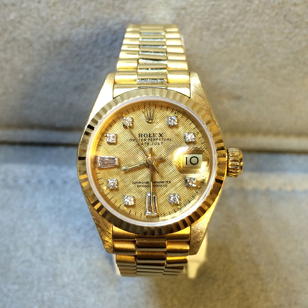 Rolexs Watches Deal Of The Week Pre Owned Rolex Watches On Sale Hemming Jewelers