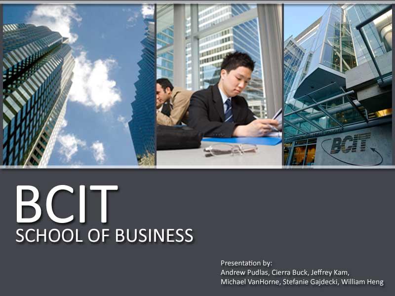 3 Business Management Bcit