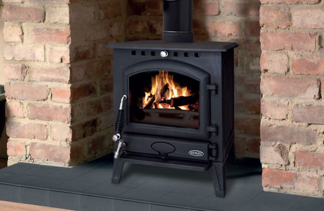 Yale 8kw Henley Stoves Wood Burning Stoves