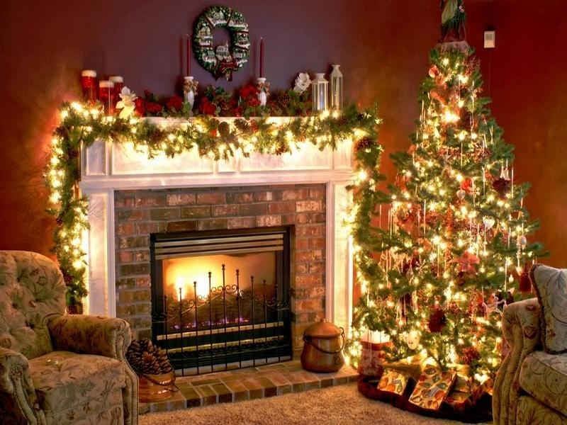 Christmas Decorations Indoor Tips For Indoor Christmas D Cor - Old fashioned christmas decorating ideas