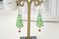 Cute Christmas Earrings Worthy of Your Attention!  Henry ...