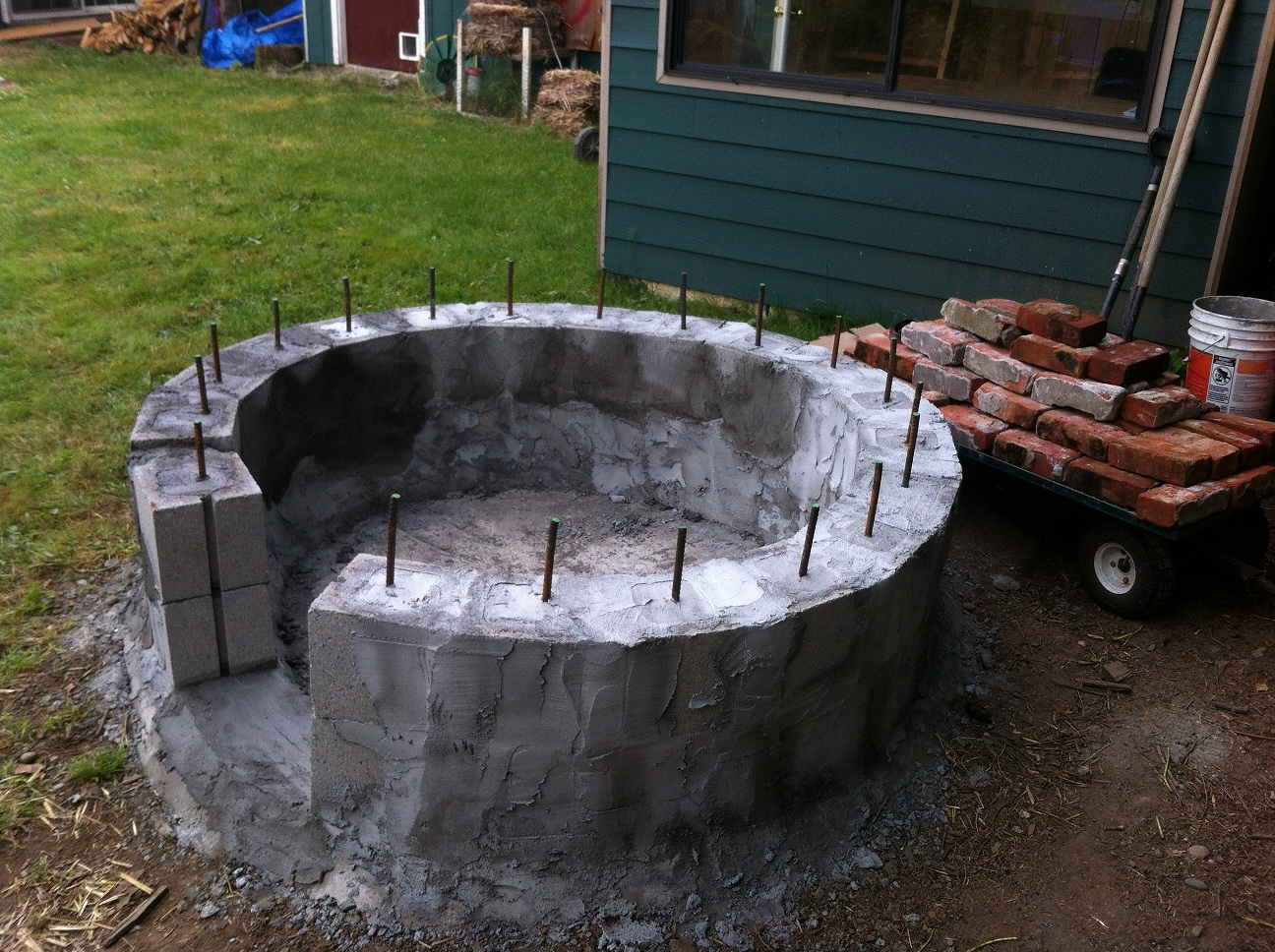 Diy Hot Tub Wood Fired Hot Tub Henry 39s Cabin