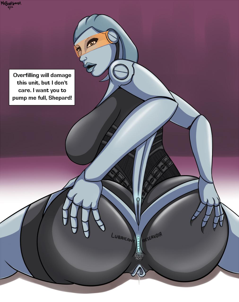 robot woman hentai