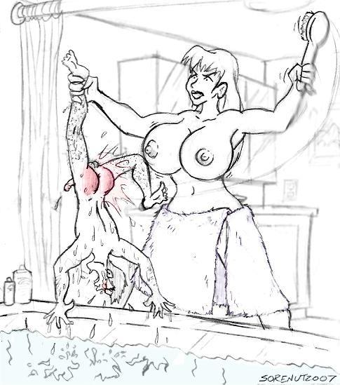 amazon sorenutz spanking art