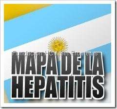 mapa de la hepatitis en argentina