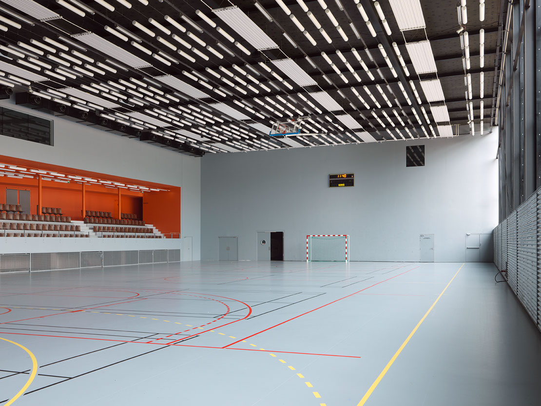 Salle De Fitness Brest Brest Arena A Large Multi Functional Arena For Sports Shows