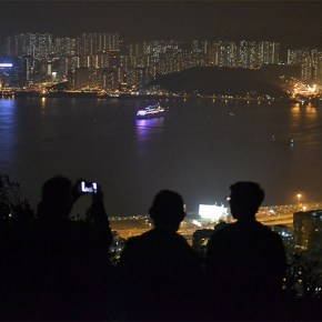 HiKing in HK: Night & Day
