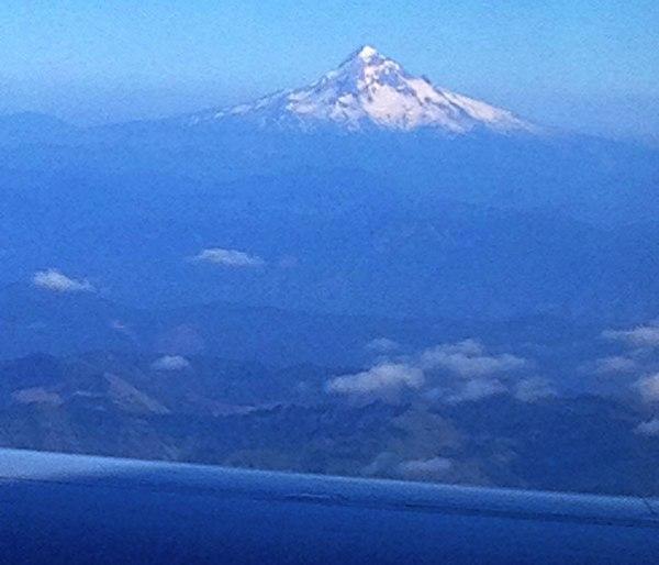 Mount Rainier, Portland Oregon