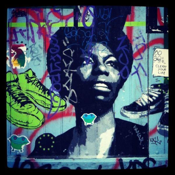 Street art in Avignon