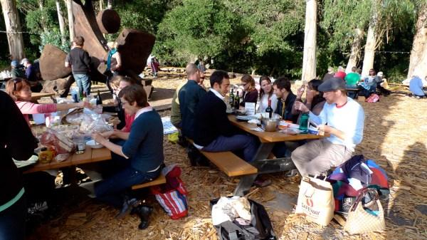 Calshakes picnic