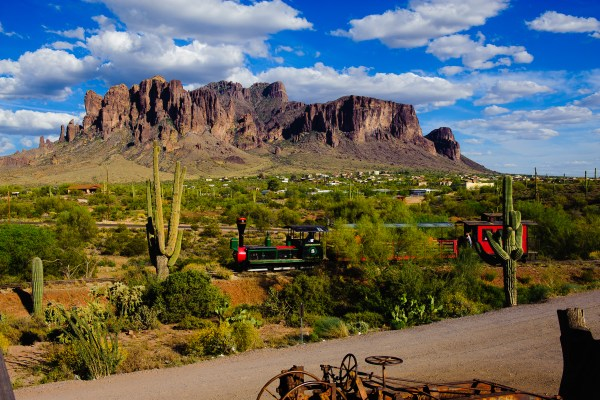 Mesa Arizona Superstition Mountains photo credit Visit Mesa