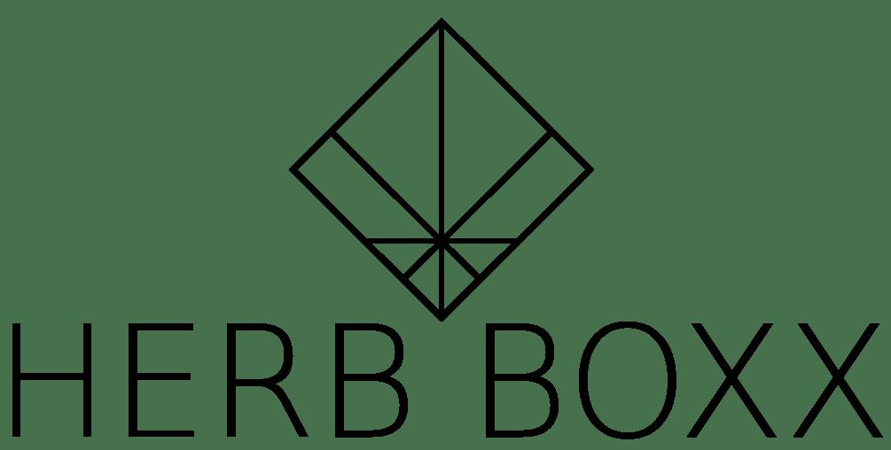 Herb Boxx Medical Marijuana Storage Container