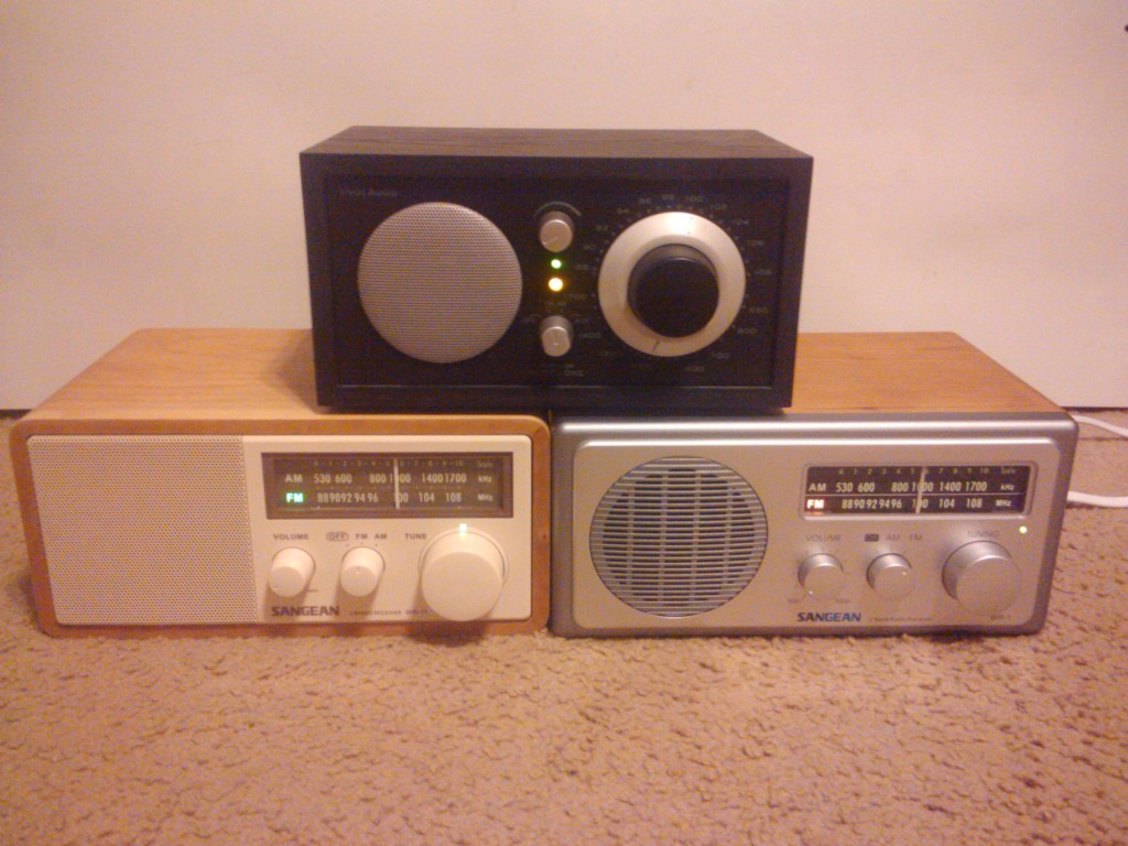 Tivoli Audio Model One Alternative Herculodge Brian Pits His Sangean Wr 11 Against His Wr 1 And