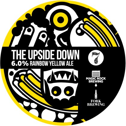 The Upside Down, Sour-tropical fruit-witbier hybrid, 6.0%