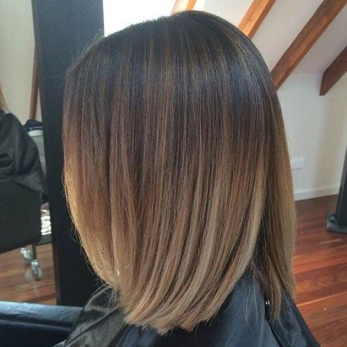 Balayage Brown To Blonde With Fringe 40 Partial Balayage Looks Herinterest