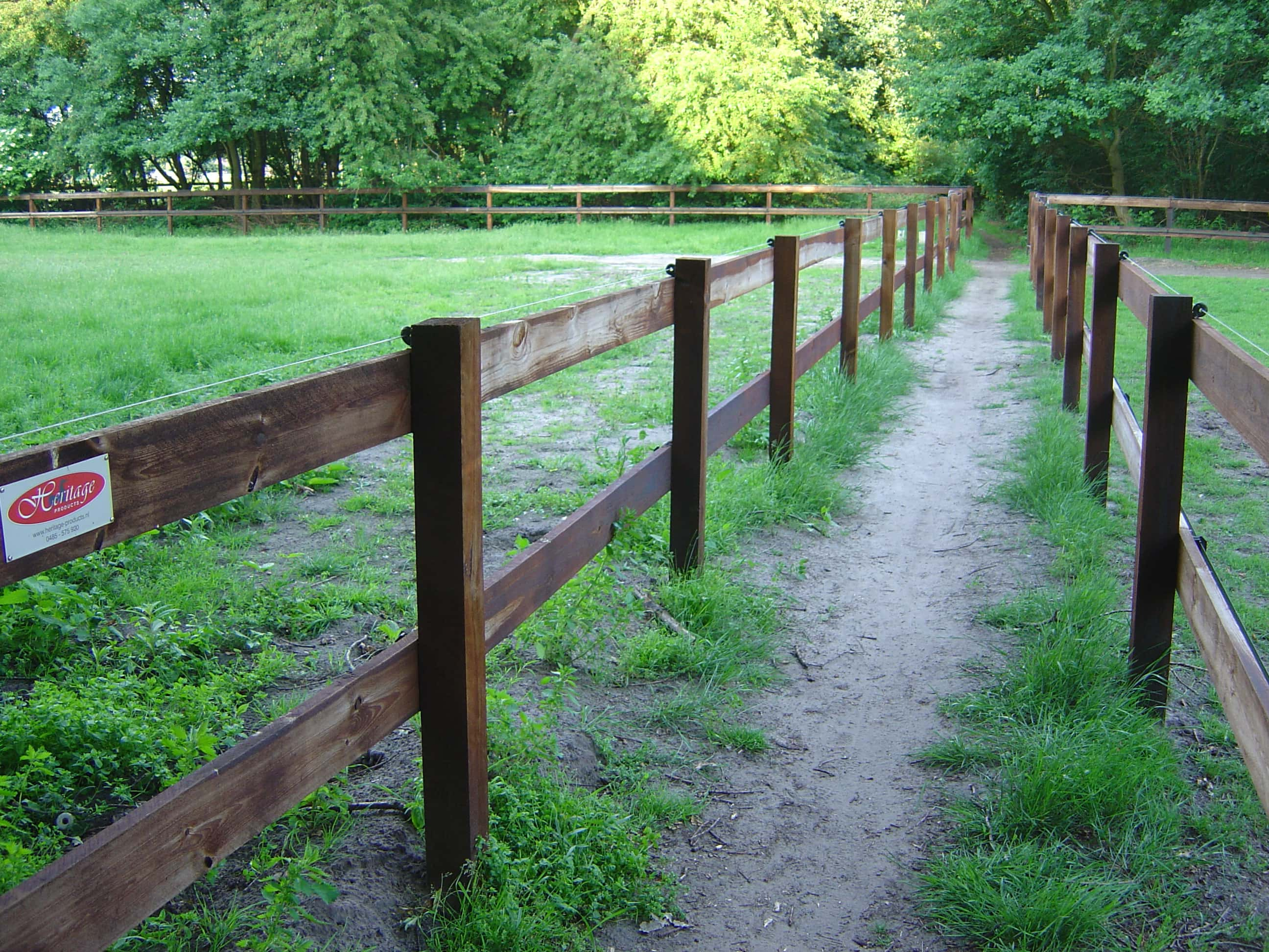 Hekwerk Prijzen Country Fence Heritage Products