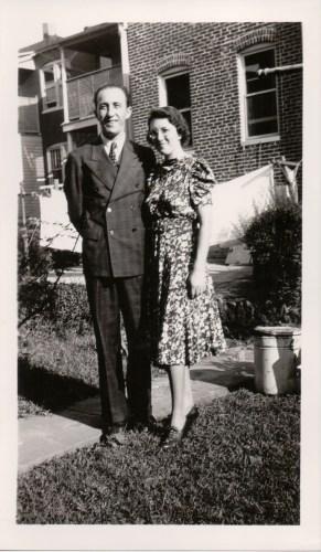 Harold Reuben Ribakow (1935-2008) and his wife?