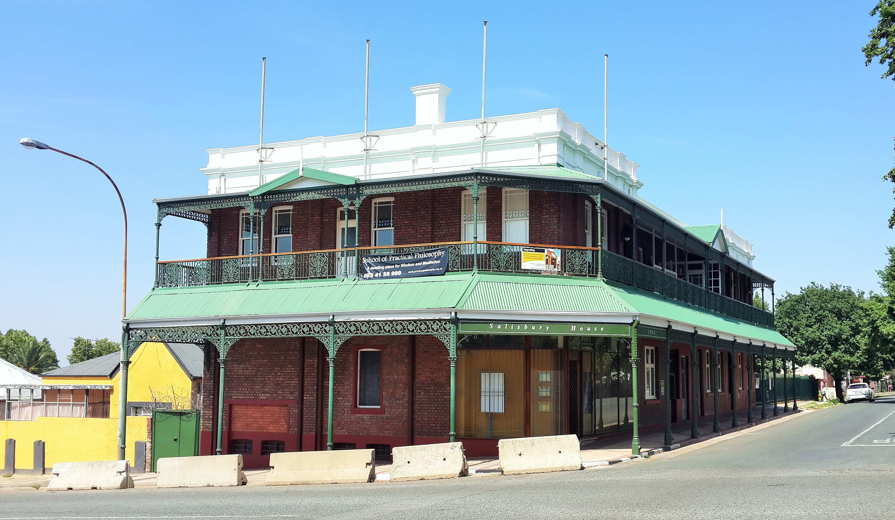 When Do You Need A Building Permit Salisbury House Jeppestown | The Heritage Register
