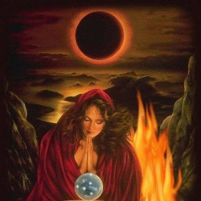 Yin And Yang Wallpaper Hd La Sacerdotisa Interior Brujas Diosas Y Chamanas