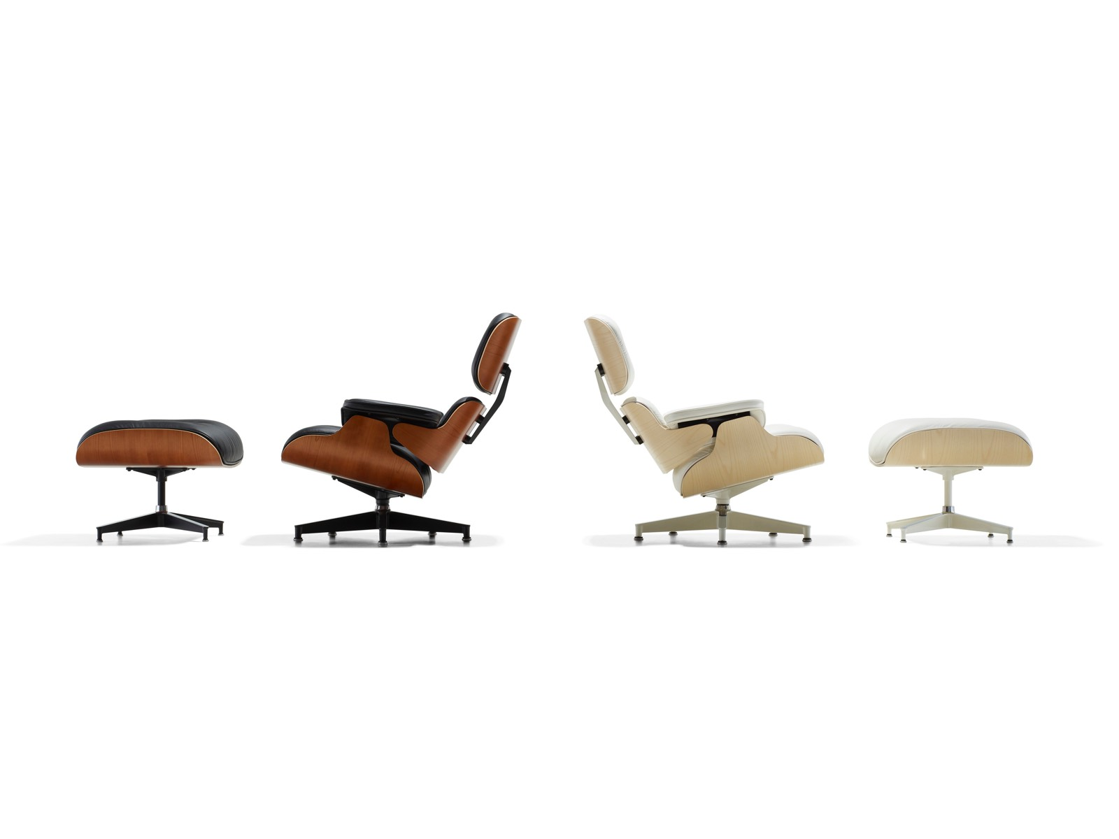 Charles & Ray Eames Sessel Eames Lounge And Ottoman Lounge Chair Herman Miller