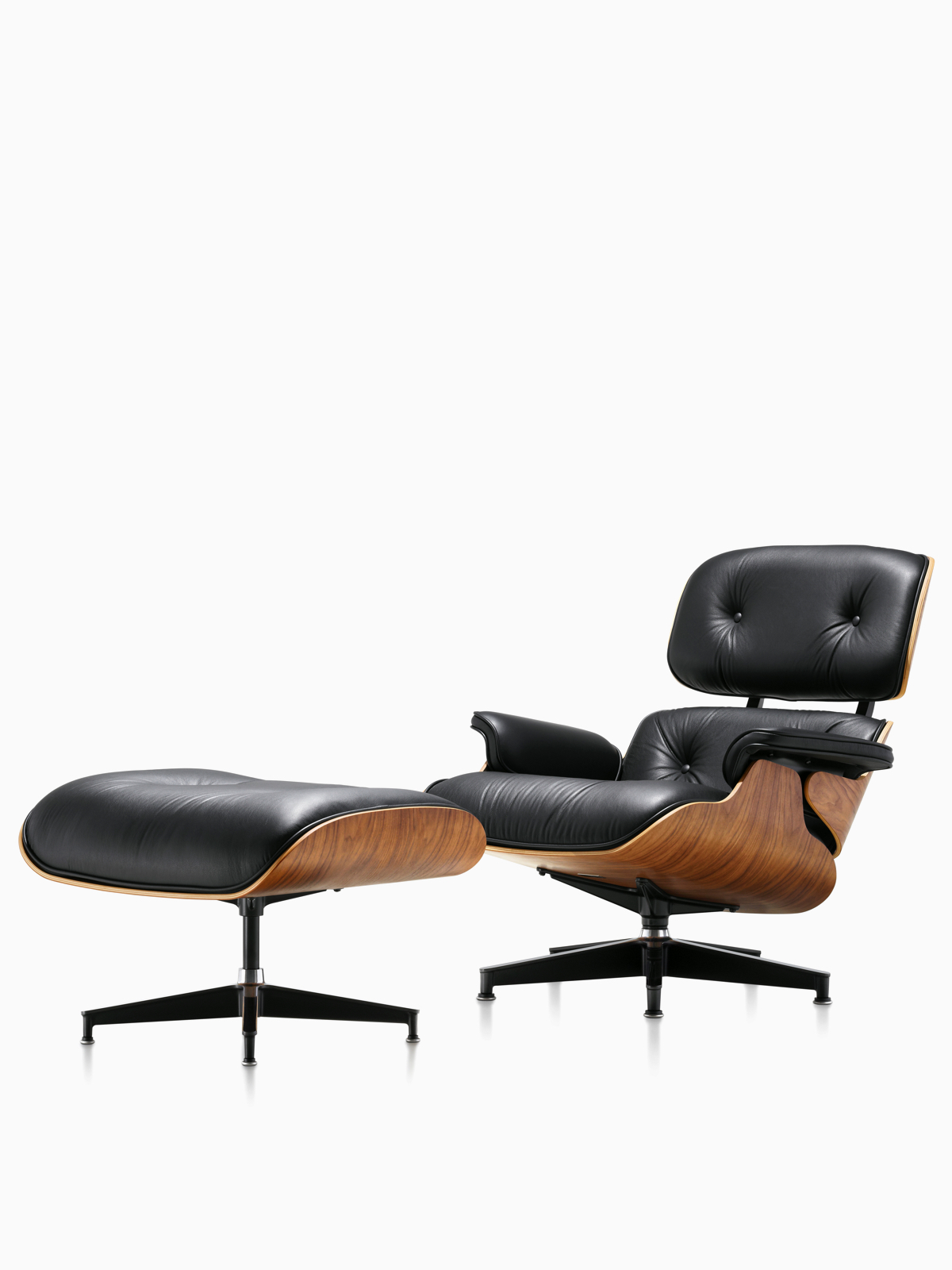 Sedia Wooden Eames Eames Lounge And Ottoman Lounge Chair Herman Miller