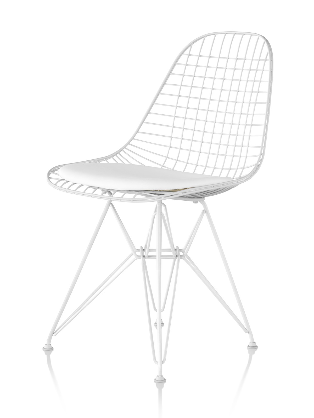 Eames Chair Bim Eames Wire Side Chair Herman Miller
