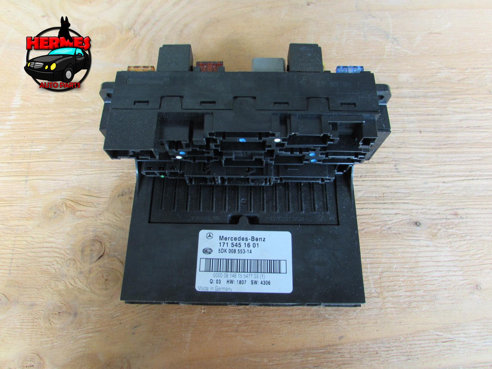 Slk 280 Fuse Box Auto Electrical Wiring Diagram Boxes