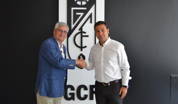 Herogra nuevo patrocinador del Granada CF