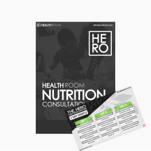 Hero Online Nutrition Coaching