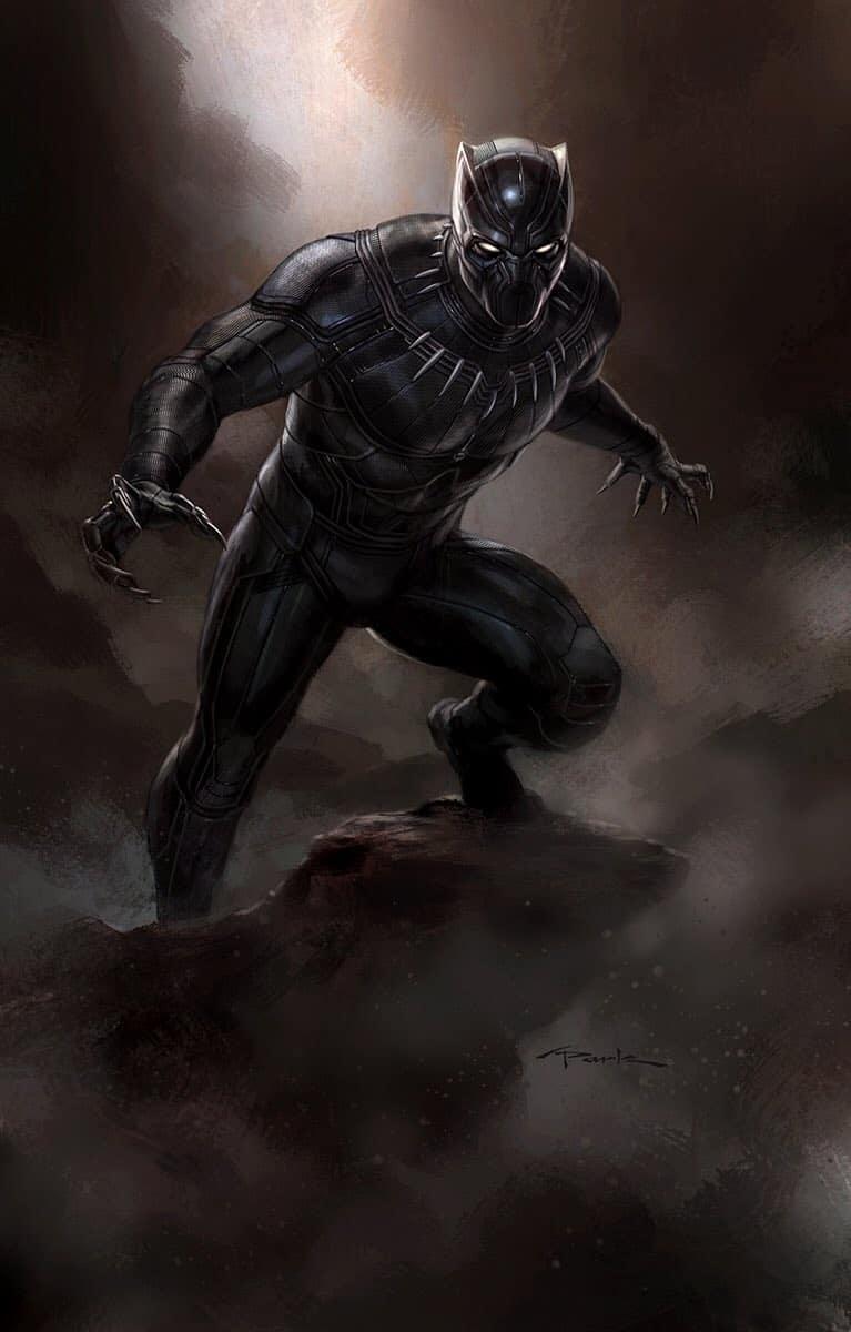 Storm City Wallpaper Hd 3d Page 1 More Captain America Civil War Black Panther