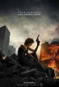 Resident Evil Final Chapter Movie