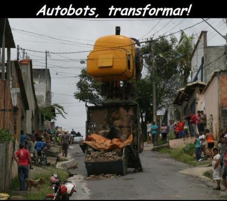 Transformers realista optimus prime