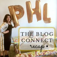 My Philly Blogger Conference Experience {#TheBlogConnect}