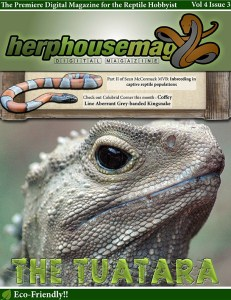 HerpHouse Mag Vol. 4 Issue 3