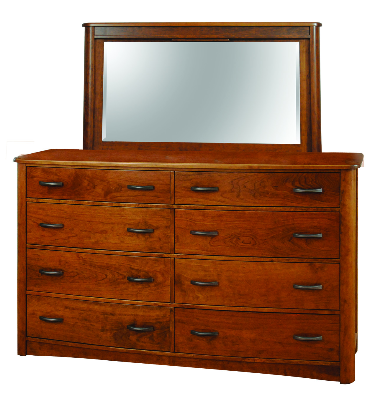 Dresser Melbourne Melbourn Tall Dresser With Mirror Herron 39s Amish Furniture