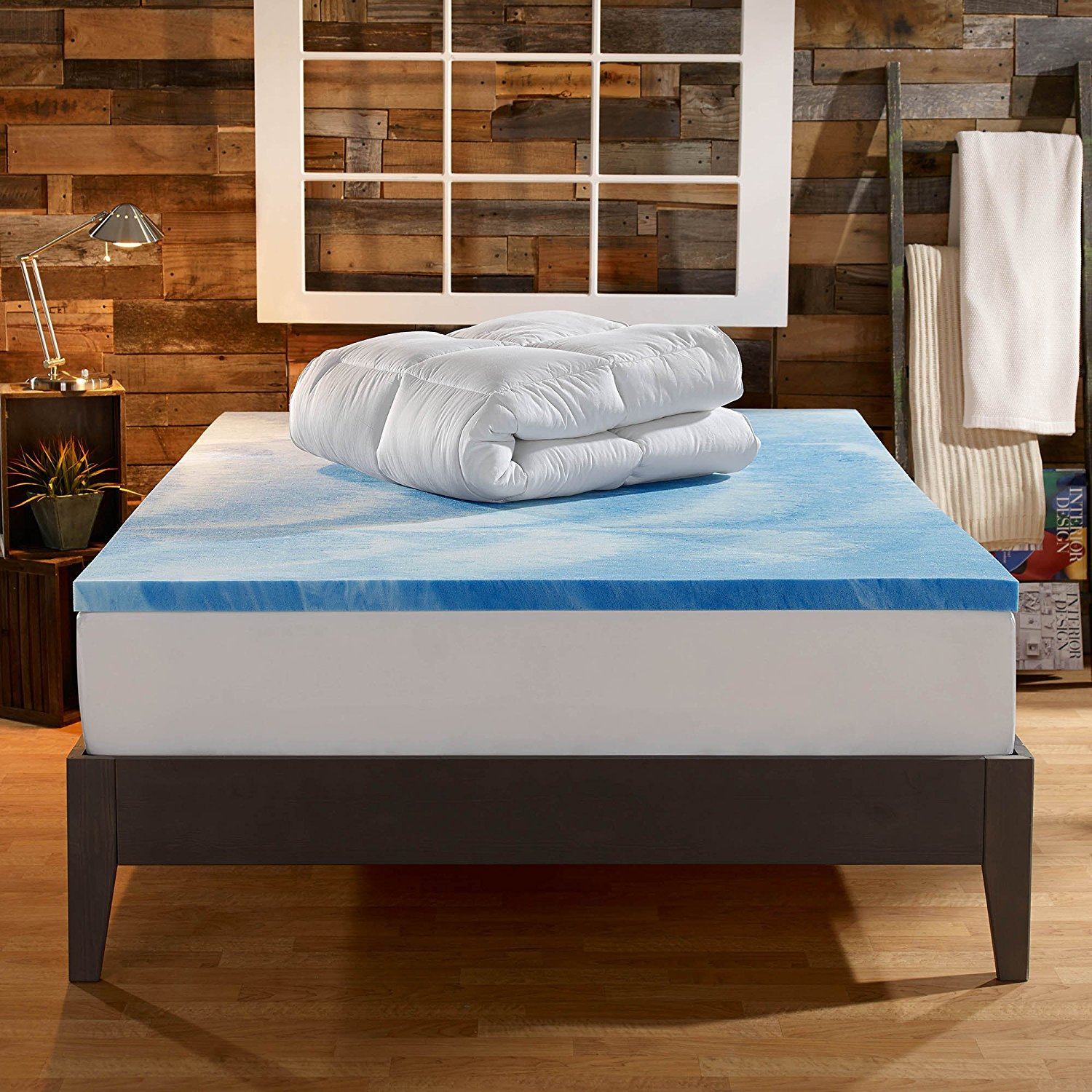 Best Foam Matress 6 Best Memory Foam Mattress Toppers 2019 Mfm Toppers Reviews