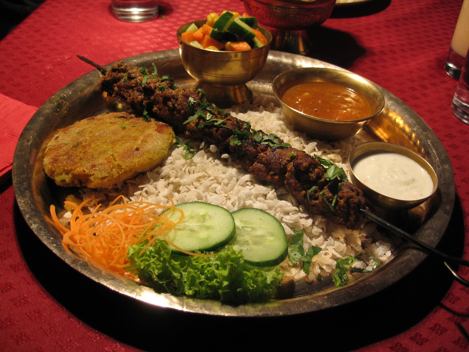 Cuisine Food In Nepalese Food Herworldlypleasures